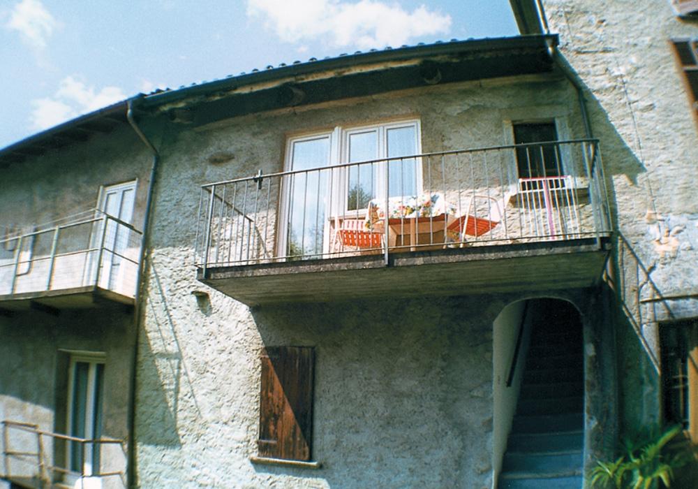 דירת נופש באלבונגו אוב לוגאנו