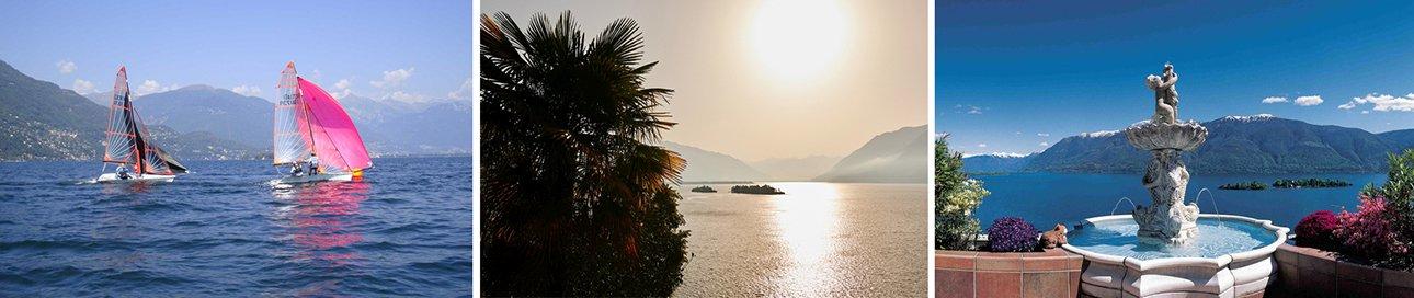 תמונות אגם והכפר הנופש בריסאגו