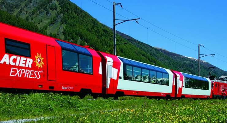 טיול הרכבות הגדול של שוויץ