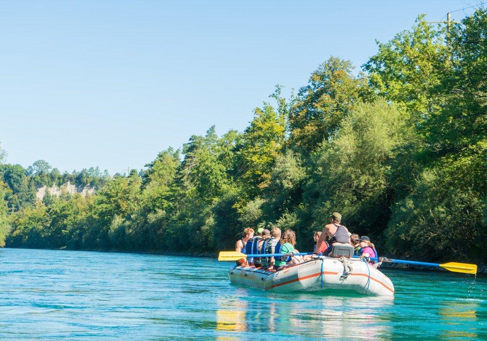 ראפטינג בנהר הארה 2