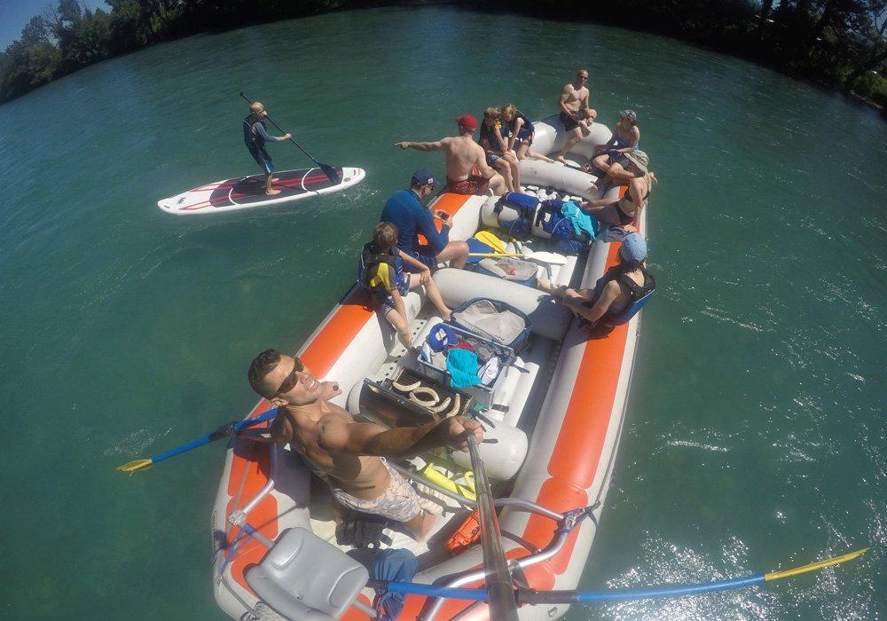 ראפטינג בנהר הארה 4