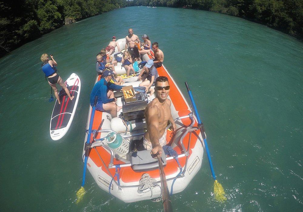 ראפטינג בנהר הארה 5