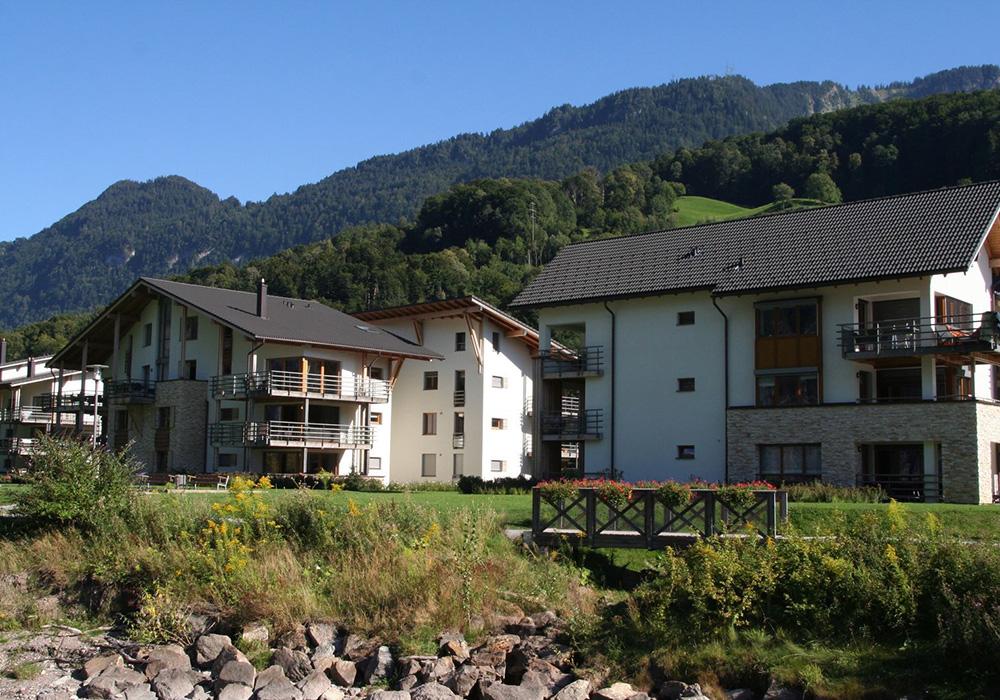בתי דירות בכפר הנופש וואלנסי