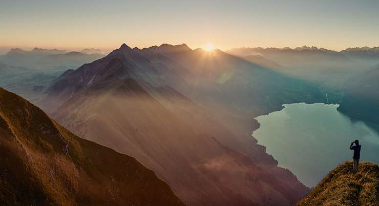 הייקינג ברכס האלפים הברניים