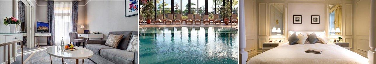 תמונות ממלון פיירמונט פאלאס במוטרה