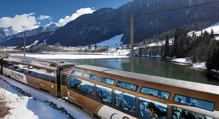 מסע לאגמים הגדולים של שוויץ