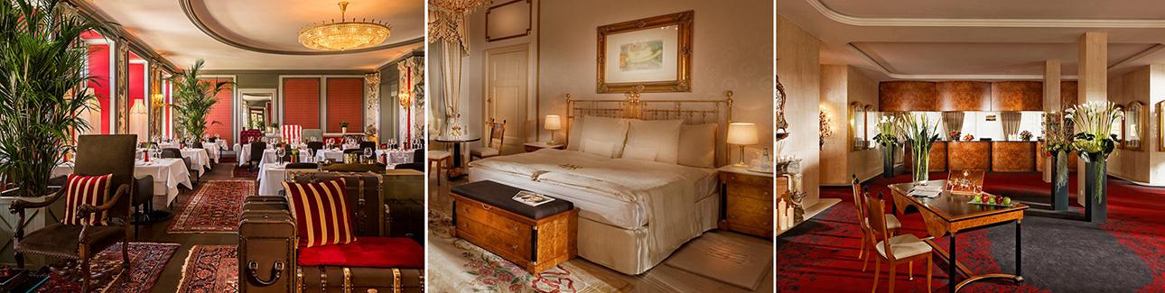 תמונות ממלון גרנד נשיונל בלוצרן