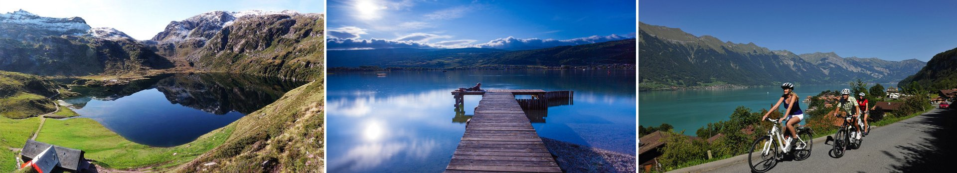 תמונות מאתרי מסע האופניים לאורך האגמים