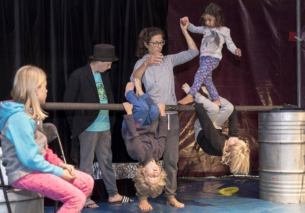 פעילות לילדים בכפר הנופש פראדס