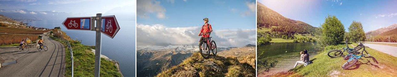 תמונות מאתרי מסע האופניים לאורך עמק הרון
