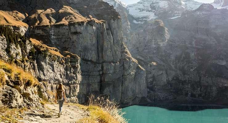 הייקיניג מהאלפים אל חבל טיצ'ינו
