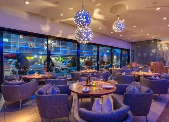 מלון raddisun blu  בבאזל