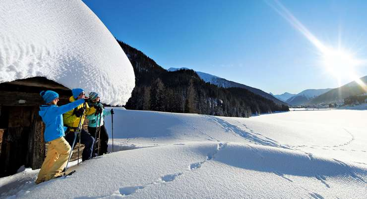 סקי בדאבוס