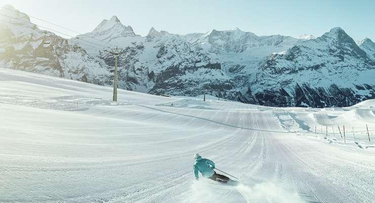 סקי בגרינדלוולד