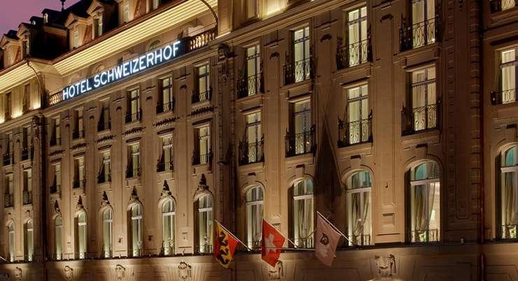 מלון Schweizerhof – ברן