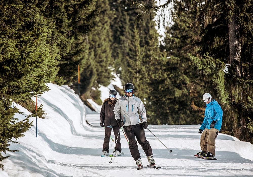 גולשי סקי באתר בוורבייר
