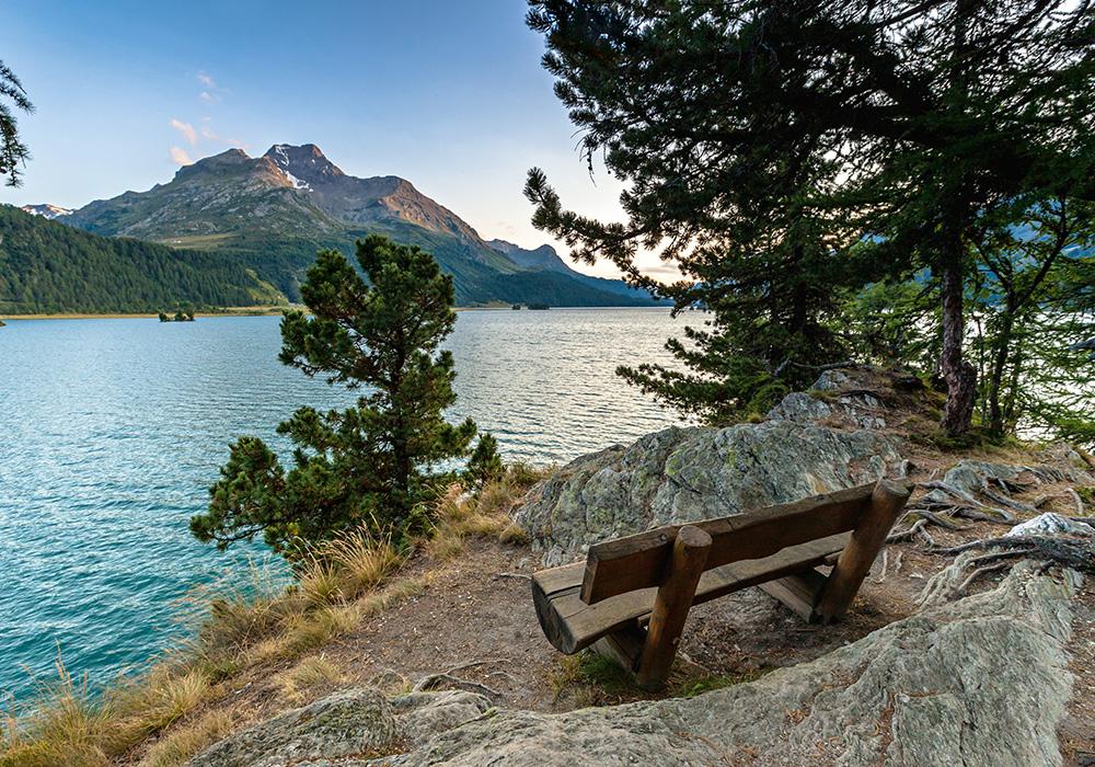 אגם באזור עמק אננגדין