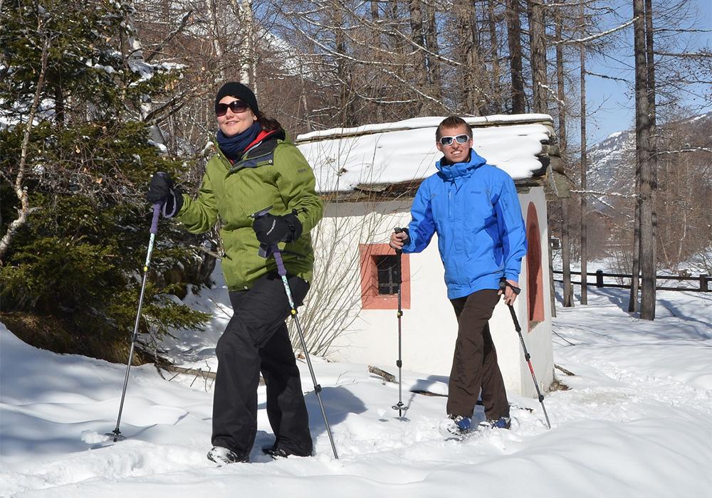 מטיילי קרוס קאנטרי סקי בסאס פה