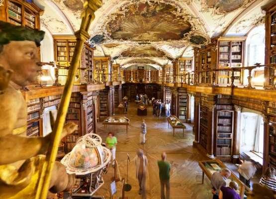 הספרייה העתיקה של סנט גאלן