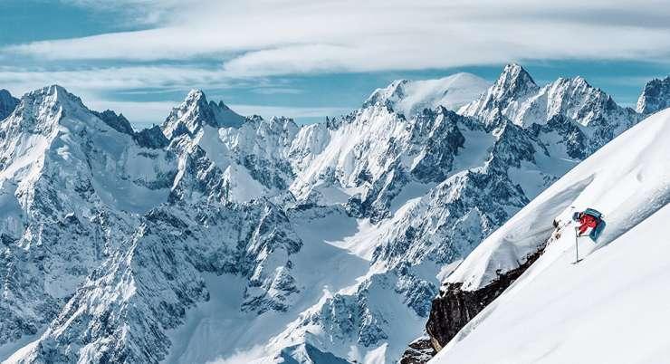 סקי בסן מוריץ