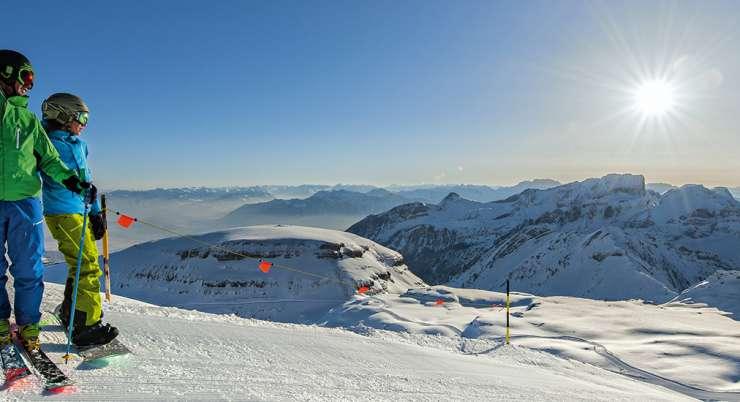 סקי בוורבייר