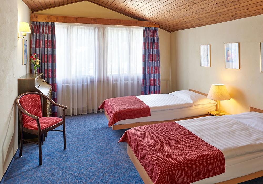 חדר במלון ויקטוריה בוילאר