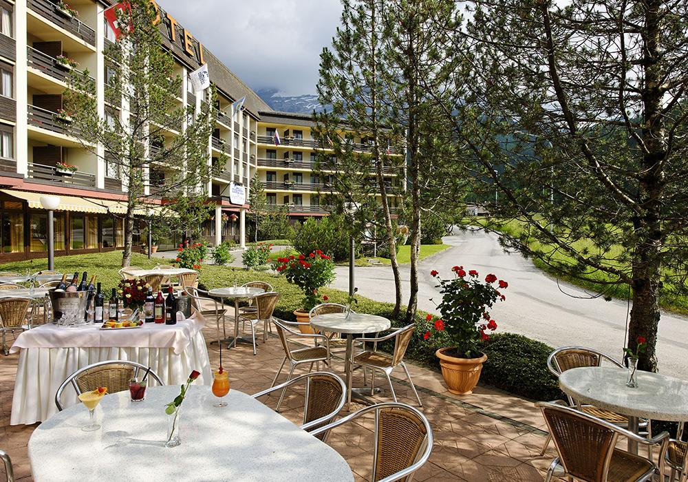 המסעדה האיטלקית במלון ויקטוריה בוילאר