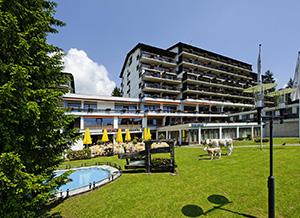 מלון הנופש ויקטוריה בעיירה ווילאר