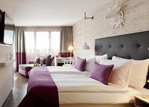 מלון אמרון פלורה בלוצרן