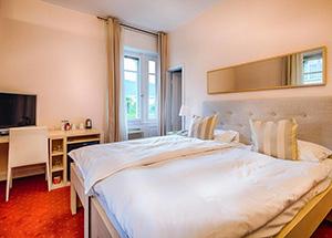חדר במלון וילה טסקני במונטרה