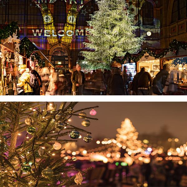 תמונות משוק חג המולד הגדול בציריך