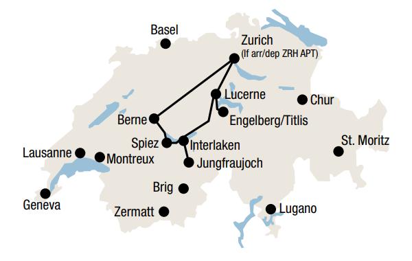 מסלול פסגות אירופה והטיטליס