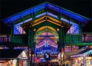 שוק חג המולד במונטרה